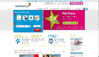 Sofinco, crédit en ligne