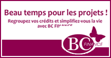 BC Finance rachat de crédit