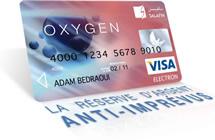 salafin oxygen crédit
