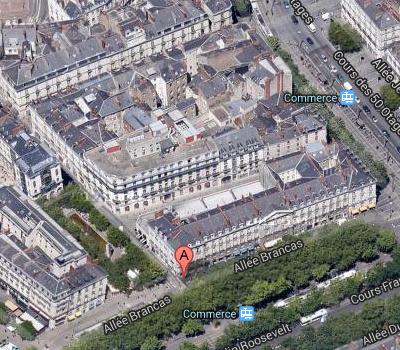 Sofinco Nantes 6 Allée Brancas