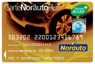 carte norauto plus