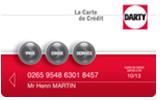 carte Darty paiement Menafinance
