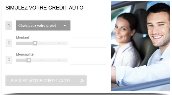 simulation franfinance crédit auto