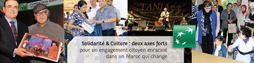 bmci maroc solidarité culture développement