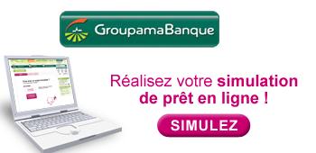 simulation crédit groupama banque