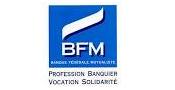 bfm banque agent public logo