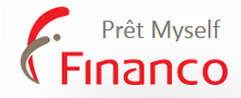 prêt myself financo logo