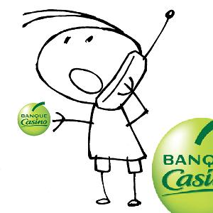 Service client banque casino telephone