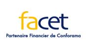 facet crédit logo
