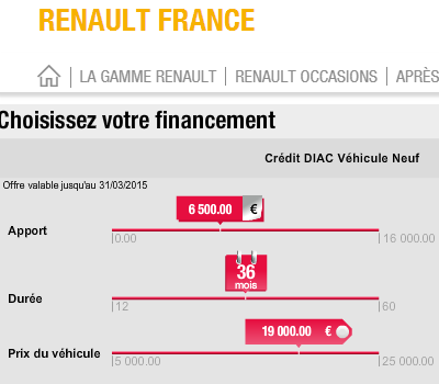 diac financement renault rci banque cr dit voiture en ligne. Black Bedroom Furniture Sets. Home Design Ideas