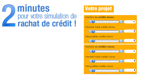 simulation ge money bank rachat de crédit