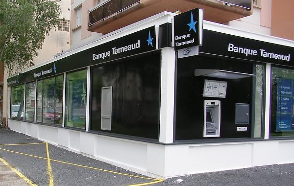 conseil en agence Banque Tarneaud