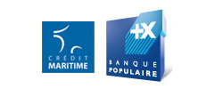 crédit maritime logo