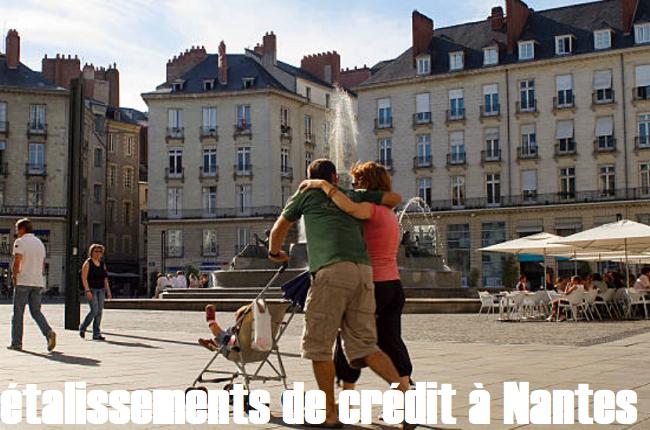 organisme de crédit à Nantes