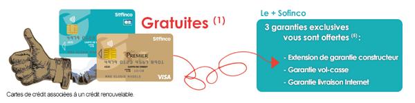 carte Visa Agile