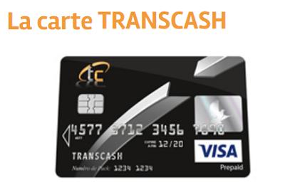 carte transcash